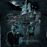 Zombies & Ghosts T-Shirt
