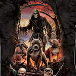 Death's Pack T-Shirt