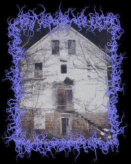 picture of a haunted house