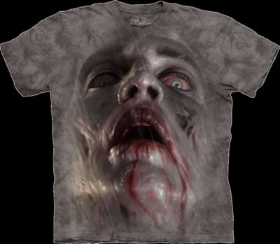 Zombie Face T-Shirt
