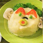 mashed potato monsters recipe